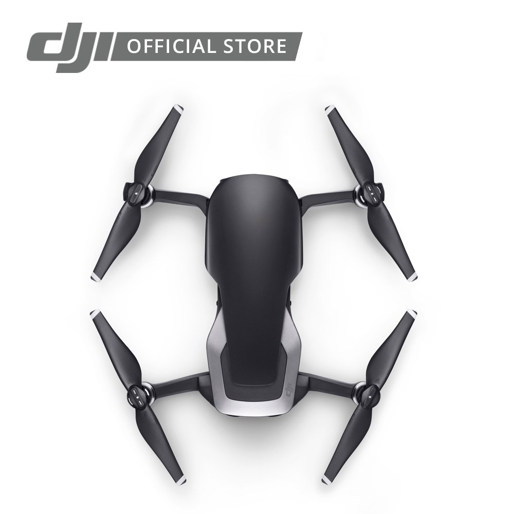 DJI Mavic Air Quadcopter with Remote Controller - Onyx Black