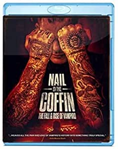 Nail in the Coffin: The Fall & Rise of Vampiro [Blu-ray]