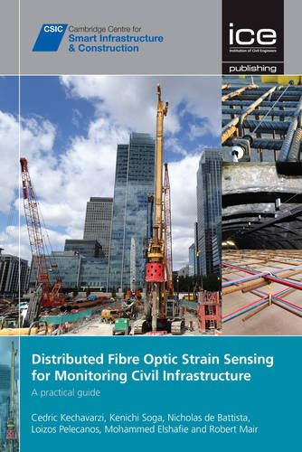 Distributed Optical Fibre Sensing for Monitoring Geotechnical Infrastructures - A Practical Guide [CSIC Series] (Cambridge Centre for Smart Infrastructure & Construction)