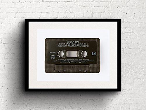 Green Day - Basket Case - Cassette Print