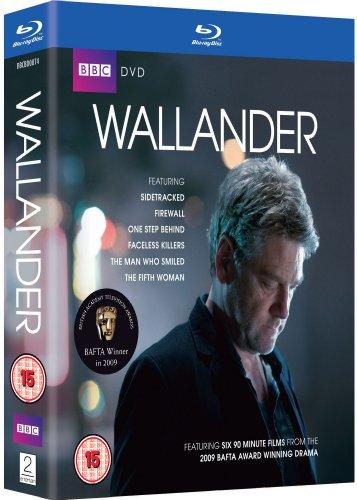 Wallander Season 1 & 2 [Blu-ray] (This item requires a 1080i compatible player) (Wallander Season 2 compare prices)