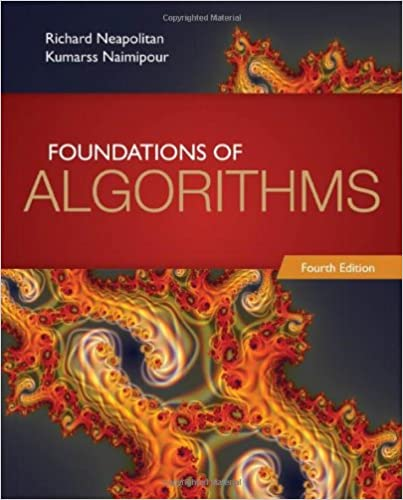 Foundations of algorithms richard neapolitan kumarss naimipour foundations of algorithms 4th edition by richard neapolitan fandeluxe Gallery