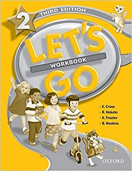 Book Let's Go 2 Workbook (Let's Go Third Edition) by Ritsuko Nakata (2007-05-10)