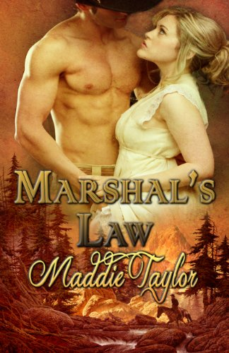 Marshal's Law (Jackson Brothers Book 1) by [Taylor, Maddie]