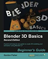 Blender 3D Basics, 2nd Edition Front Cover