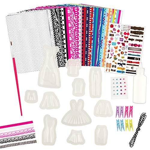 Paper Mache Fashion Design -