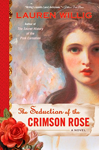 The Seduction of the Crimson Rose (Pink Carnation)
