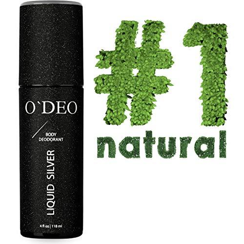 Natural Deodorant for Women - Womens Natural Deodorant - All Natural Deodorant - Aluminum Free Deodorant - Natural Deodorant Spray - Organic Healthy Unscented for Sensitive Skin ()
