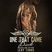 One That Came Back: Hades' Spawn Motorcycle Club Series, Book 3 | Lexy Timms