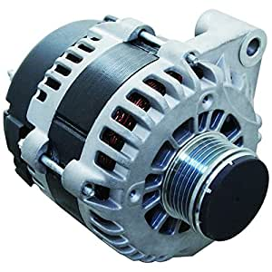 NEW ALTERNATOR FOR 1999 2000 2001 2002 OLDSMOBILE INTRIGUE 3.5L 3.5 With Clutch Pulley Included