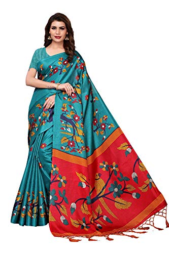 CRAFTSTRIBE Bridal Saree Party Wear Wedding Bollywood Women