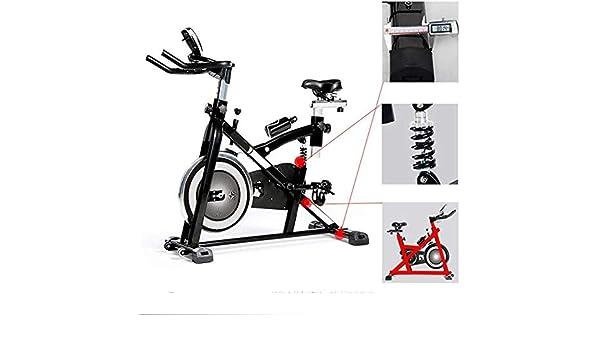 KOSGK Bicicletas Ejercicio para Uso doméstico, Bicicleta Spinning ...
