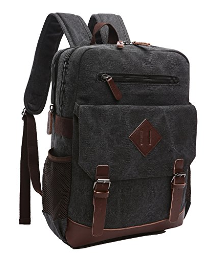 Picture of a ZUOLUNDUO Vintage Canvas College School