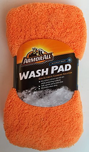 Armor All Microfiber Wash Pad (5 - Pack)