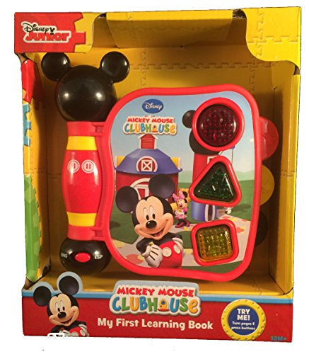Mickey Clubhouse Mickeys Learning Lights