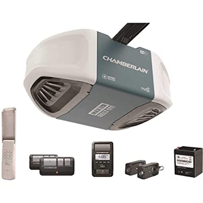 Chamberlain B970 Garage door opener review