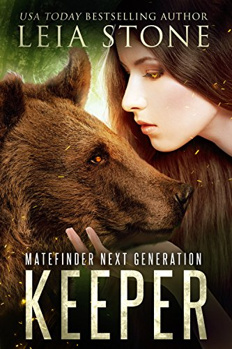 Keeper (Matefinder Next Generation Book 1)