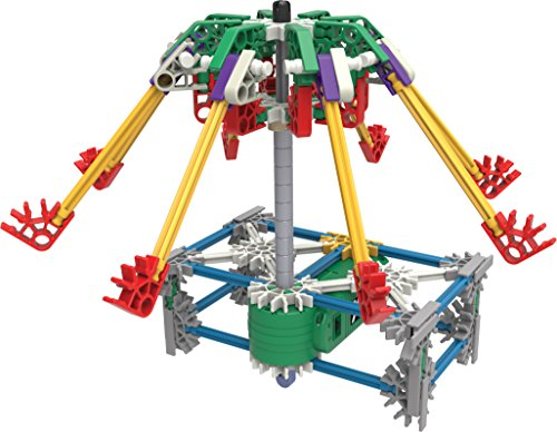 51dRXiYbsgL - K'NEX Imagine – Power and Play Motorized Building Set – 529 Pieces – Ages 7 and Up – Construction Educational Toy
