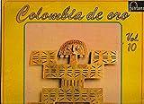 Colombia De Oro - Alvaro Dalmar - Vol. 10