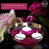 Royal Imports Floating disc Candles for