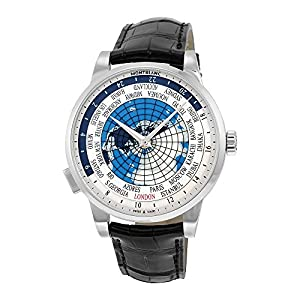 Montblanc Heritage Spirit Orbis Terrarum World Map Automatic Mens Watch 112308