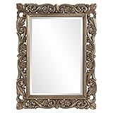 Howard Elliott 2113 Chateau Mirror, French Pewter