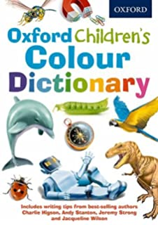 oxford childrens colour dictionary children dictionary - Childrens Pictures To Colour In