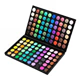 Cheap U Can Be Professional 120 Color Shimmer and Matte Eyeshadow Makeup pallete