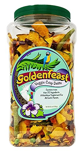 Goldenfeast Veggie Crisp Delite 40 Oz by Goldenfeast