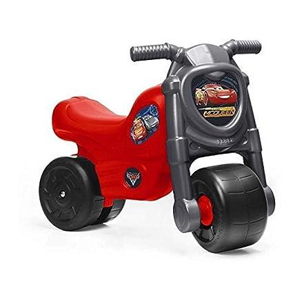 Feber Jumper - Correpasillos de juguete para niños de Cars (Famosa 800011142)