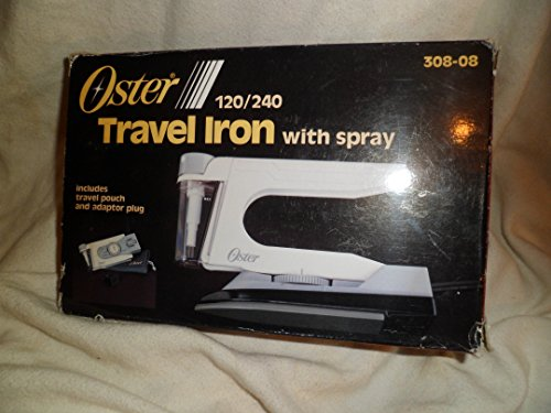 OSTER Steam Travel Iron
