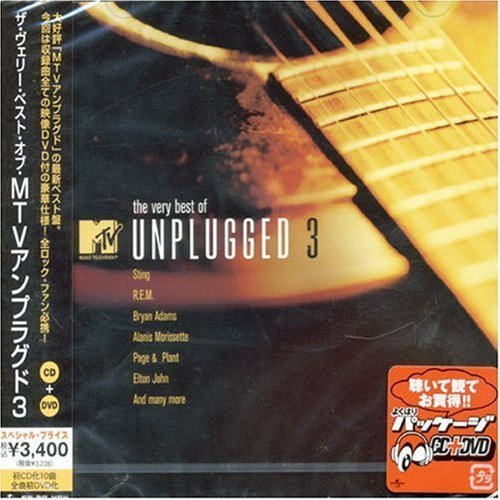 Vol. 3-Very Best of MTV Unplugged by MTV Unplugged