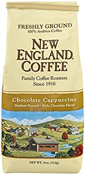 New England Coffee New England Donut Shop Blend, 11 Ounce 787780770315