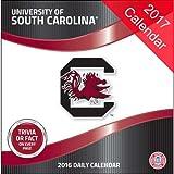 South Carolina Gamecocks 2017 Calendar