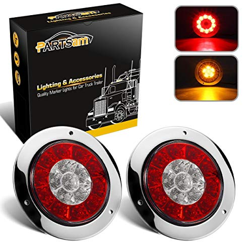 Round Led Rear Lights in US - 8
