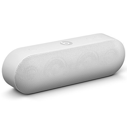 Beats by Dr. Dre Pill Plus White ML4P2LL/A | Portable Bluetooth Wireless...