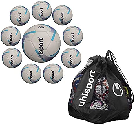 4vier2 Uhlsport Nitro Synergy - Bolsa para balones (10 Unidades ...