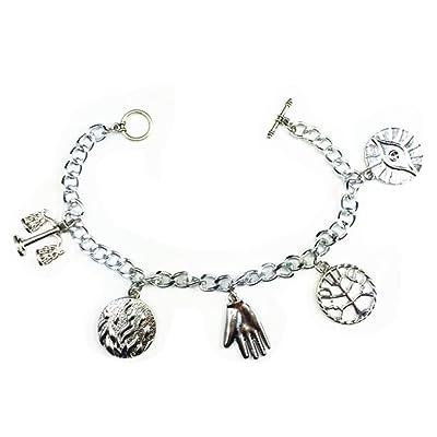YZAM Divergent Dauntless Bracelet: Toys & Games