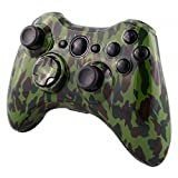 ModFreakz™ Shell/button Kit Hydro Dipped Collection Jungle Camo (NOT A CONTROLLER, For Xbox 360 Controllers) For Sale