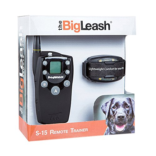 Dogwatch BigLeash S-15 Remote Trainer - Firefly Nightlights - 1/2 Mile Range - DW-6857