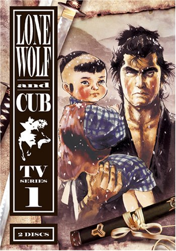 Lone Wolf & Cub: Live Action TV Series 1 Volume 1 by Media Blasters