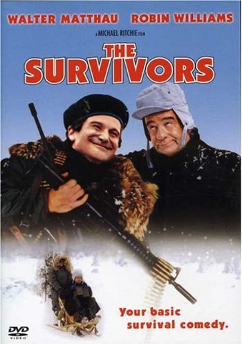 DVD : The Survivors (Dubbed, Widescreen, )