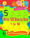 Write 123 Step by Step - 1 to 50 ( Big Book Series )