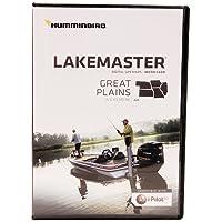 $85 » Humminbird LakeMaster Great Plains Edition Digital GPS Lake Maps, Micro SD Card, Version 6