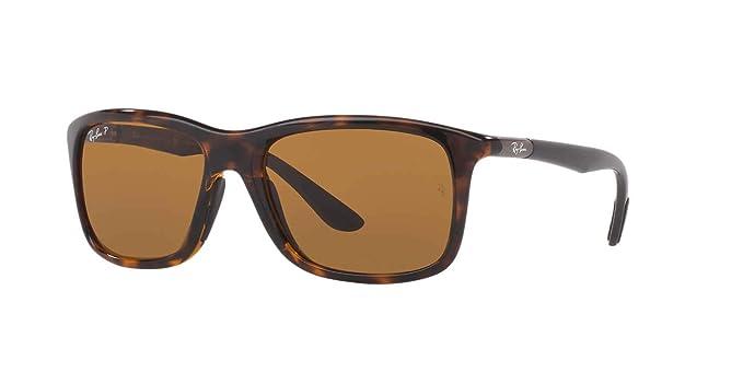 Amazon.com: Ray-Ban – Gafas de sol Para Hombre (rb8352) de ...