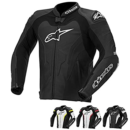 Alpinestars Leather Jacket >> Amazon Com Alpinestars Gp Pro Leather Men S Riding Jacket Black