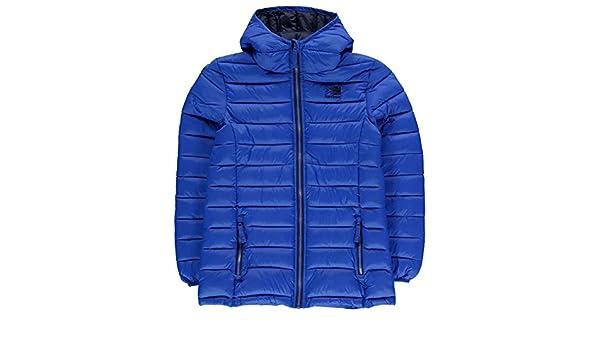 cfc237af7 Karrimor Kids Hot Crag Insulated Jacket Junior Down Coat Top Long ...