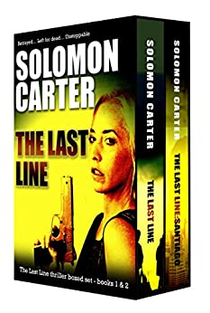 Last Line Thriller Boxed Conspiracy ebook product image