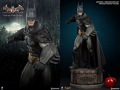Sideshow DC Comics Batman Arkham Asylum Batman Premuim Format Figure Statue
