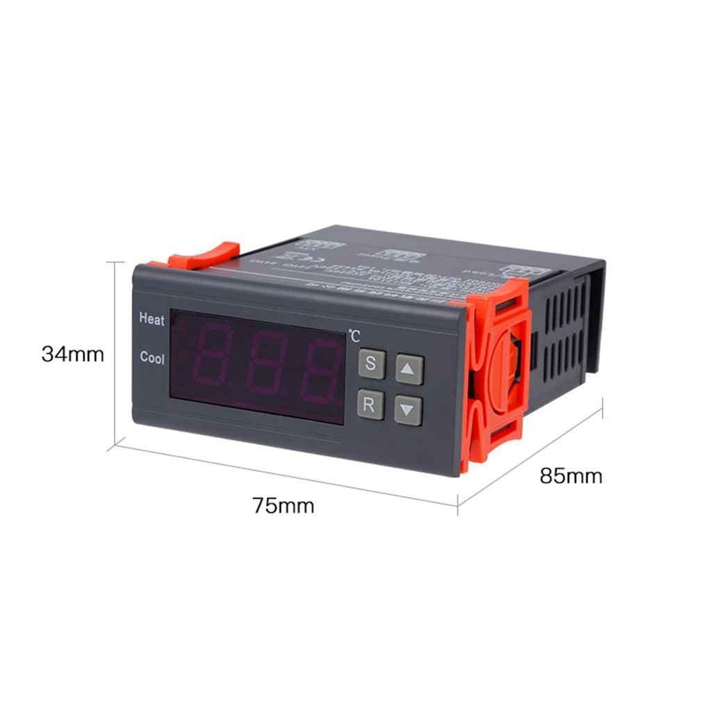 Honeywell Termostato Digital Regulador De Temperatura Manual Guide